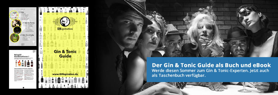Gin & Tonic Guide von GINspiration.de