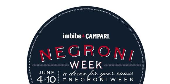 Negroni Week 2018 – Trinken für den guten Zweck
