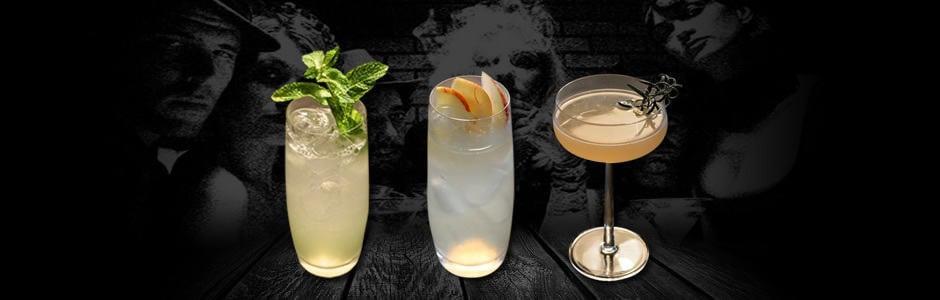 Herbst-Cocktails mit Gin