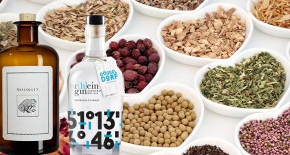 Wie viele Botanicals braucht man für einen guten Gin?