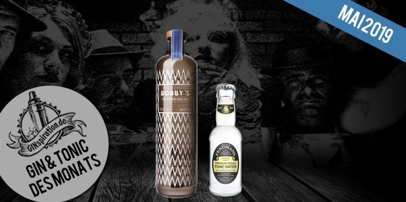 Gin & Tonic des Monats: Bobby's & Fentimans