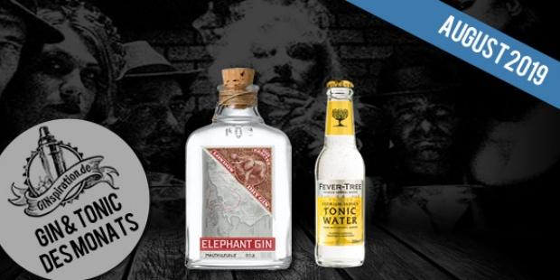 Gin Tonic des Monats