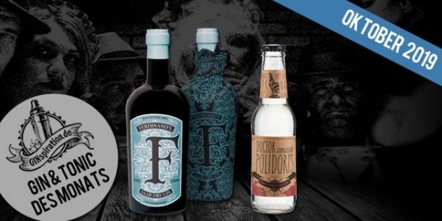 Ferdinands Gin & Dr. Polidori Tonic Water
