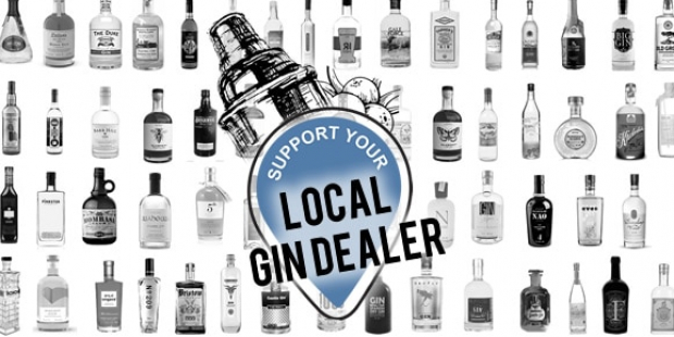 Support your local Gin Dealer