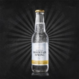 Swiss Mountain Springs Classic Tonic Water