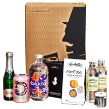 Gin Box von Liquid Director