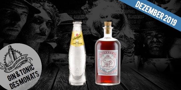 Gin & Tonic des Monats: Sloe Gin & Tonic