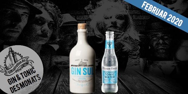 Gin & Tonic des Monats: Gin Sul + Fever Tree Mediterranean