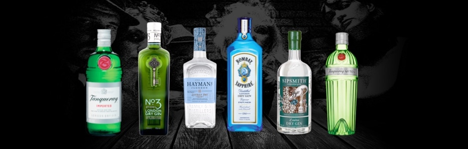 London Dry Gins