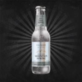 Swiss Mountain Spring Dry Tonic Water