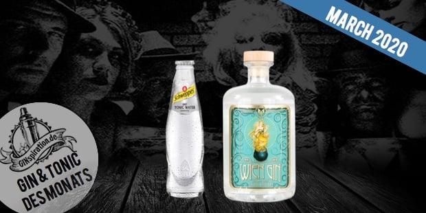 Gin & Tonic des Monats: Wien Gin & Schweppes Dry