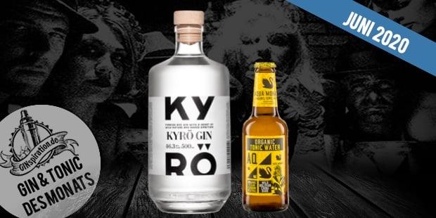 Gin & Tonic des Monats – Kyrö Napue & Aqua Monaco Tonic Water