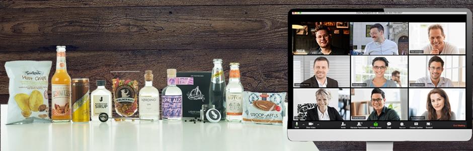 Online Gin Tasting von GINspiration.de