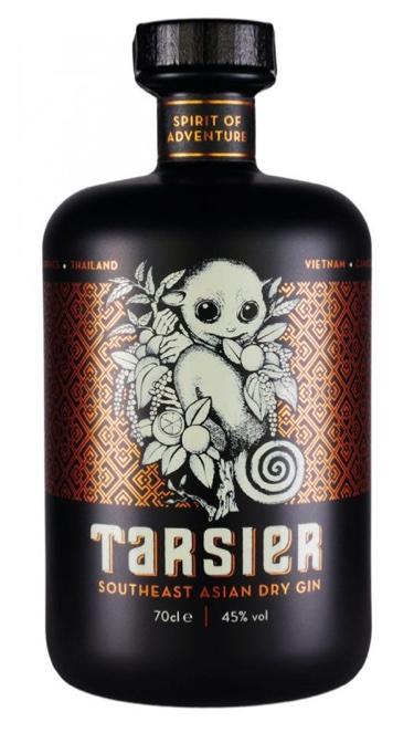 Tarsier Gin Flasche