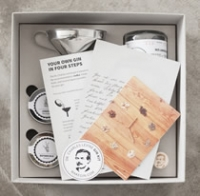 Ausstattung des Gin Kits