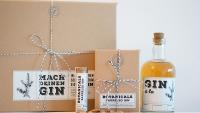 Verpackung des Gin Kits